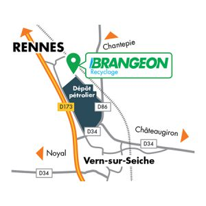 Brangeon Recyclage - Plan