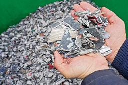 matériaux broyage découpage aluminium