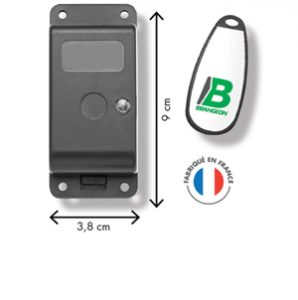 b-clic badge brangeon