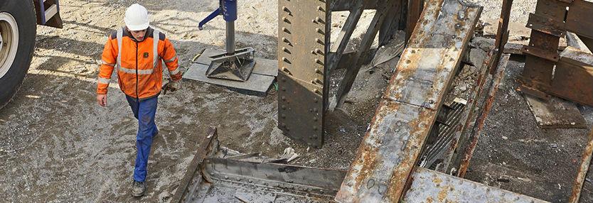 demontage decoupage deconstruction demantelement