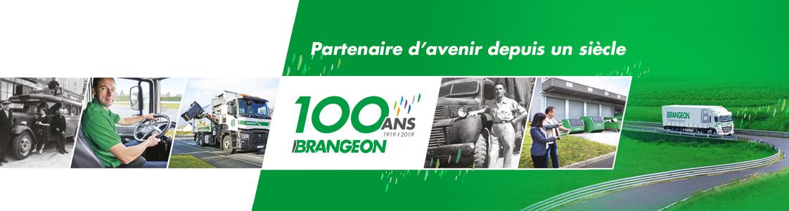 100 ans groupe brangeon