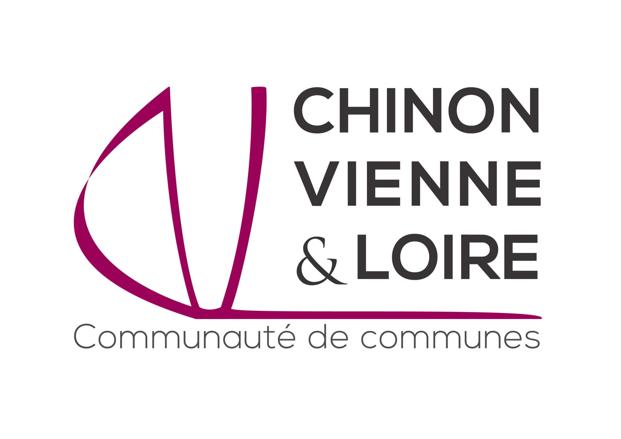 Logo Communauté de communes de Chinon Vienne