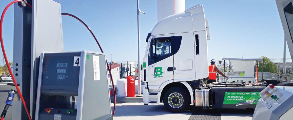 camion gaz naturel brangeon transports et logistique
