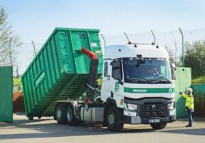 Transport déchets ampliroll - brangeon transports et logistique